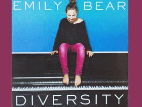 CD cover Emily Bear Diversity