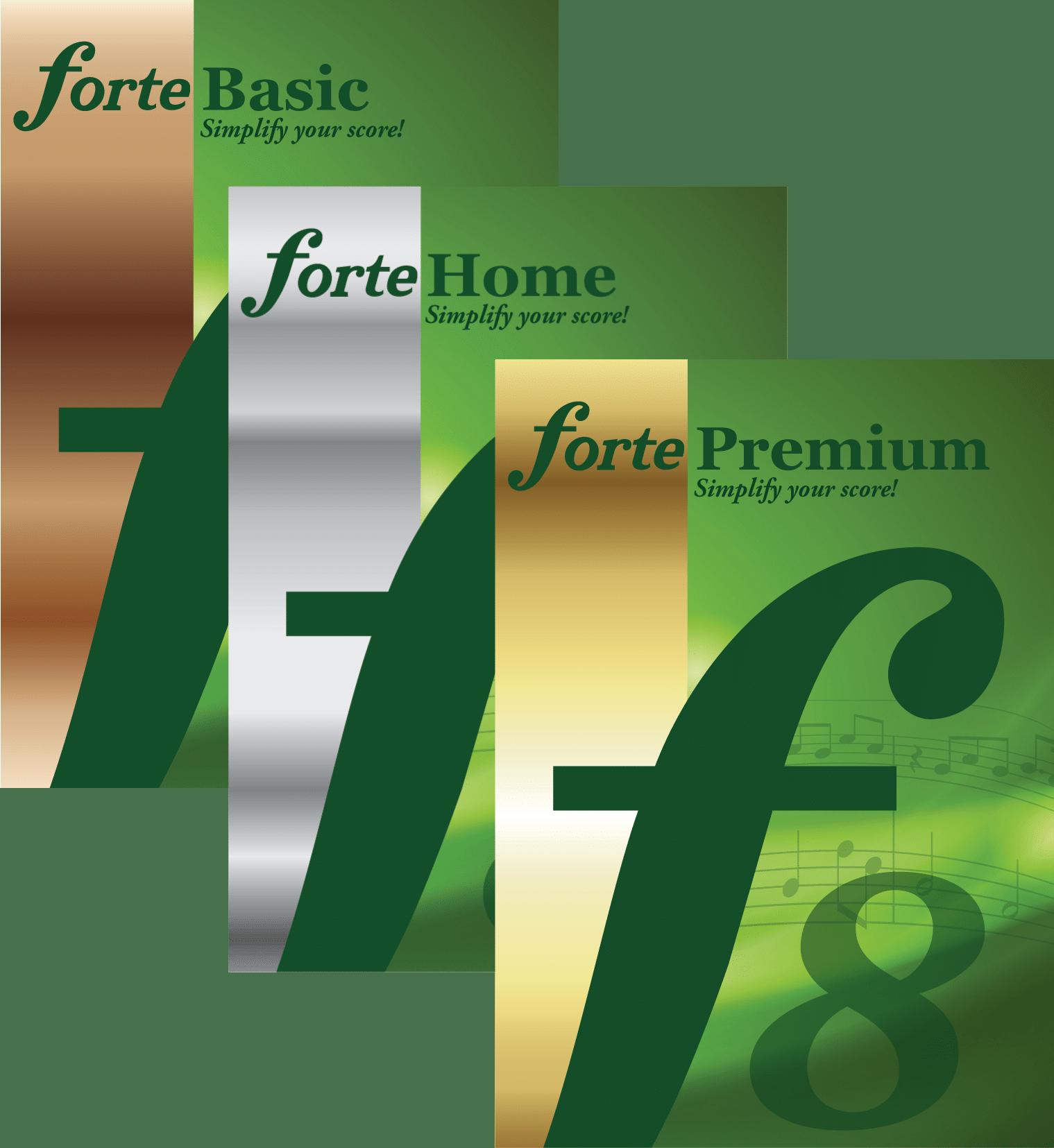 FORTE Editionen
