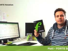 [Video] FORTE 9 – Chromanotes and Playback Options
