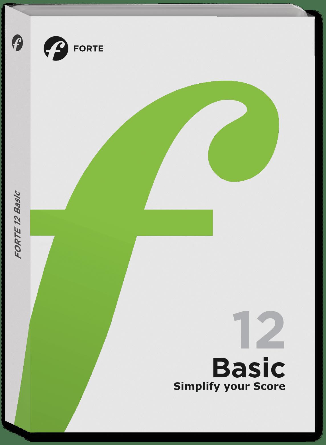 FORTE 12 Basic